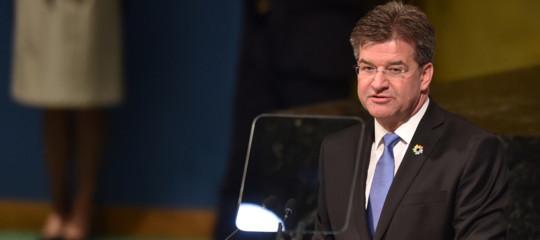 M.O.: mercoledìriunione emergenza Assemblea Generale Onu