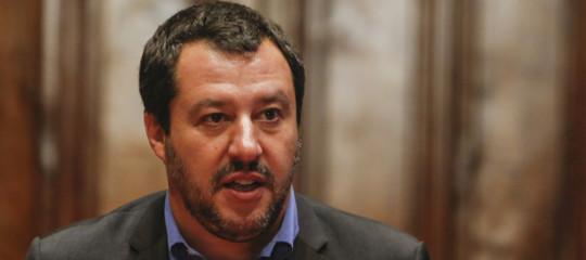 Salvini replica a Minniti: non voglio rassicurare ma dare sicurezza