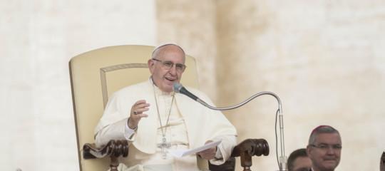 """Energia: Papa riceve 'big oil' """"Mix tra le energie per uno sviluppo sostenibile"""""""