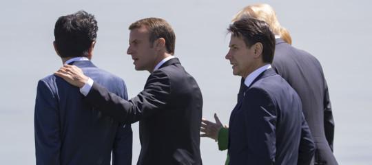 Come se l'è cavata Giuseppe Conte con l'inglese al G7?