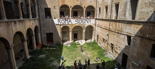 Chi sono gli studenti romani che hanno occupato PalazzoNardini
