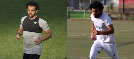 SembraSalahanche come gioca.HusseinAli, il sosia che farebbe furore in Serie A