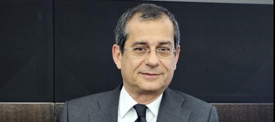 L'Italia nell'euro, le pensioni e il debito pubblico. Il ministro Tria dà la linea