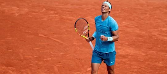 Tennis: Rafa Nadal vince gli Open di Francia per l'undicesima volta. Thiem battuto 64/63/62