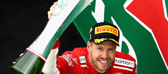 F1: Vettel trionfa in Canada e torna in testa al Mondiale