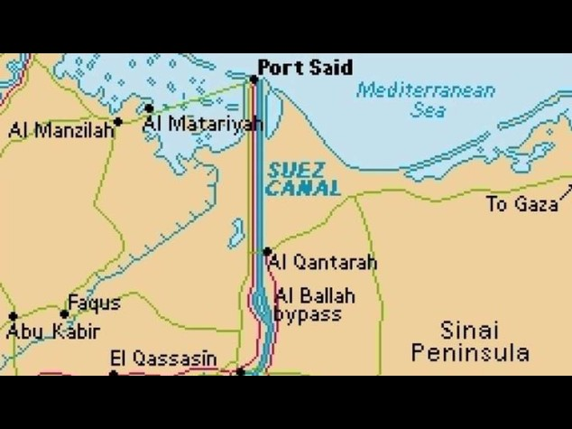 Italian companies eager to invest in Suez Canal project