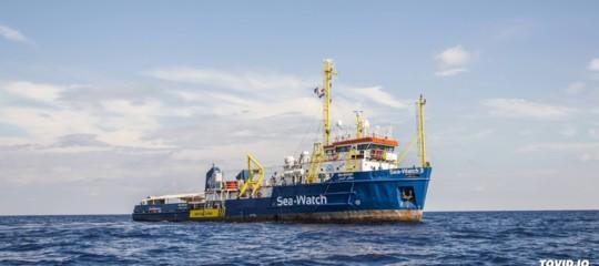 Salvini, altra nave Ong su coste libiche ma l'Italia dice 'no'