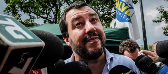Salvini comeCaifa? Iomi vergogno di essere italiano