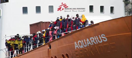 Migranti: la Spagna si fa avanti,Aquarius andràa Valencia