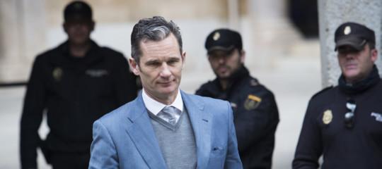 Spagna: cognato del re condannatoa 5 anni e 10 mesi per corruzione