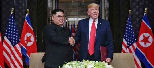 Nord Corea nuova letteraTrumpKimJong-un