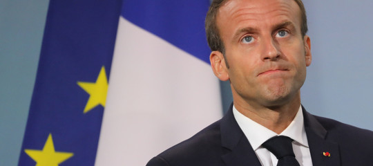 Macronè riuscito a unire l'Italiasulla questione migranti (almeno sui social)