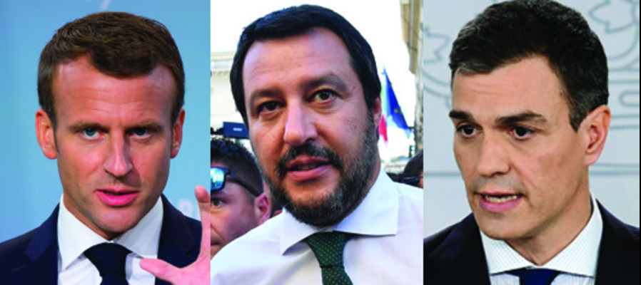Quali saranno le conseguenze della tensione tra Francia, Spagna e Italia sui migranti?