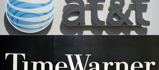 AT&T trionfa, sì del giudice alla fusione con Time Warner
