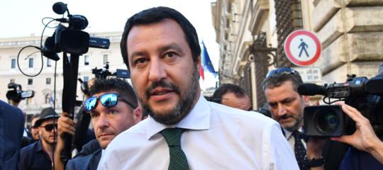 """Flattax,""""Salvini:la rivoluzione fiscale già dal 2018"""""""