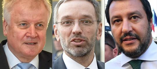 L'Italia ai ferri corti con la Francia scopre l'asse con Berlino e Vienna. Di cosa si tratta