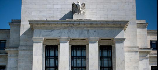 Fed: rialza i tassi interesse all'1,75-2%