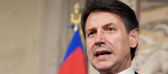 Corruzione: Conte, c'è 'caso Italia' non Roma