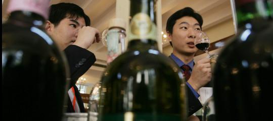 In Cina il vino italiano va sempre più di moda. Lo dicono i numeri