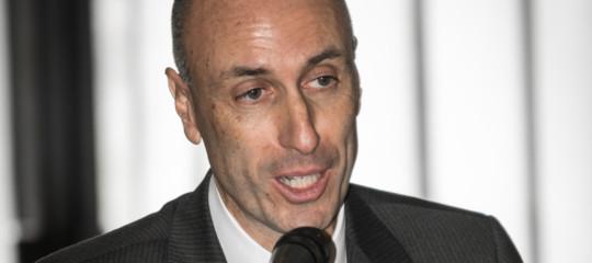 Stadio Roma: Lanzalonesi dimette da presidente Acea