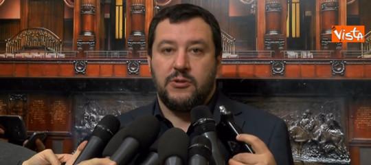 Italia-Francia: Salvini, ok chiarimento ma fatti e non parole
