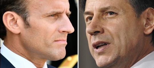 """Migranti: Conte, """"Domani a Parigi chiederò la collaborazione dell'Ue"""""""