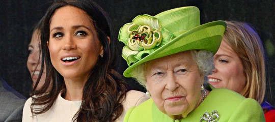 Gb: Meghanin pubblico conregina senza Harry, notte in royaltrain