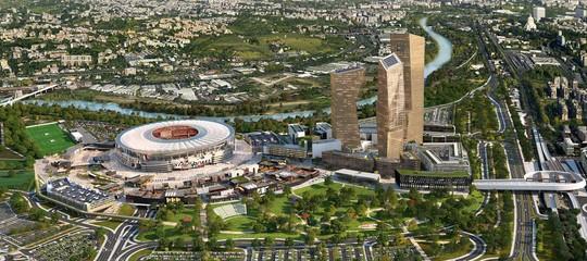 Stadio Roma: indagato anche il soprintendente Prosperetti