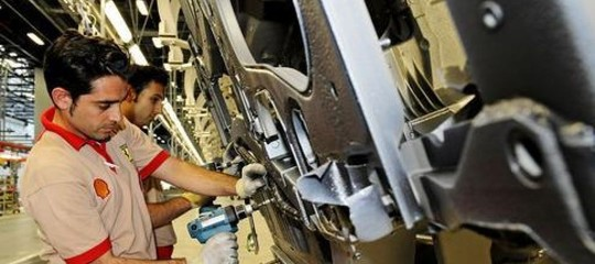 Industria: Istat, ad aprile fatturato +0,3% e ordinativi -1,3%