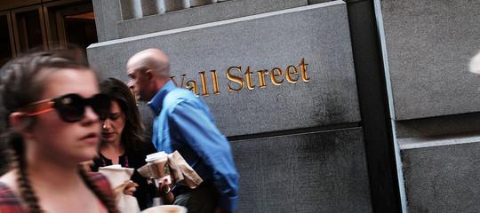 WallStreet: apre in rialzo su stime crescitaUsa e dopo Bce