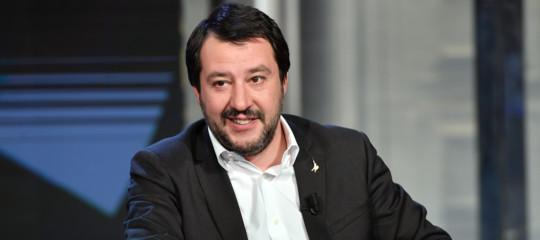 """Migranti,Salvini:""""Rifarei esattamente quello che ho fatto"""""""