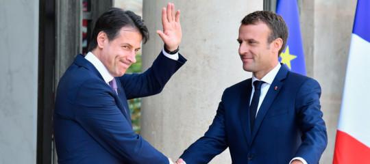"""Macron:su migranti risposta Ue e non nazionale; con Italia """"mano nella mano"""""""