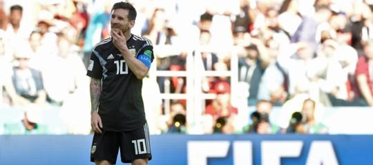 Chi sono questi calciatori dell'Islanda che hanno fermato Messi eHiguain