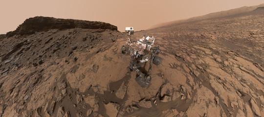 StavoltaOpportunitypotrebbe restare sepolto dalla sabbia su Marte
