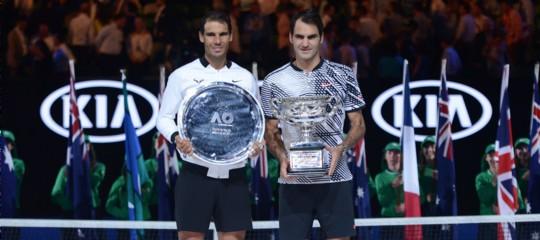 Rogersupera ancoraRafain vetta. Ma questo doppio dominio nel tennis è giusto?