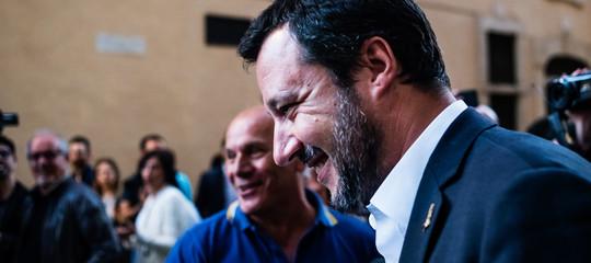 """Migranti, tasse e Germania-Messico. Cosa ha detto Salvini a """"Non è l'Arena"""""""