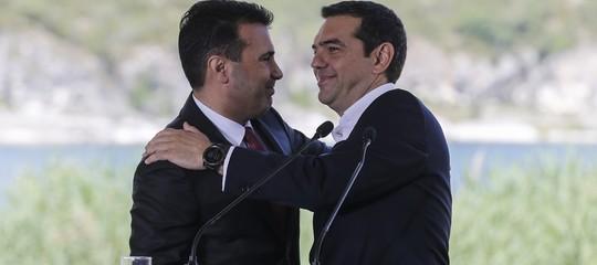 Grecia e Macedonia hanno deciso come si deve chiamare la Macedonia