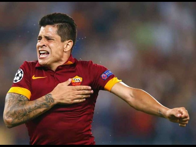 Champions:  in campo Roma-Cska Mosca 5-0