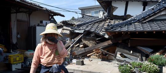 Giappone: forte terremoto, 3 morti; bimba schiacciata da muro