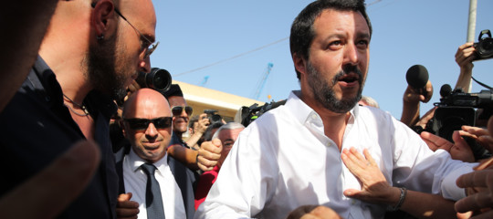 "Migranti, Salvini: ""In settimana incontrerò Papa Francesco"""