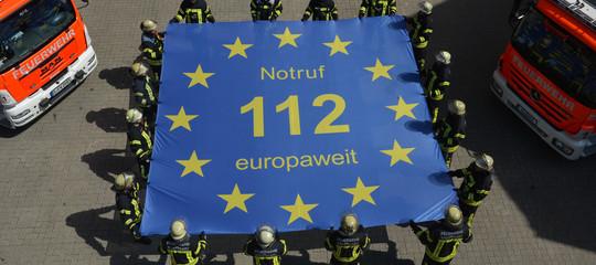 Ma l'Europa ci ha imposto anche il 112 come numero di emergenza?