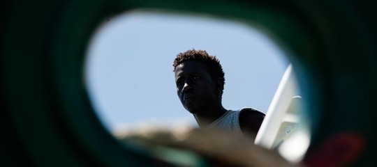 migranti africani razzismo italiani