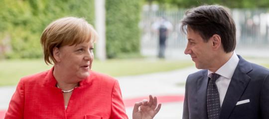 Tra Roma e Berlino forse non c'è ancora un asse, ma inizia asomigliarglimolto