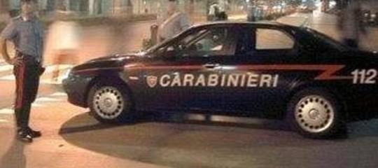 Blitz carabinieri mafia Montespaccatoarresti