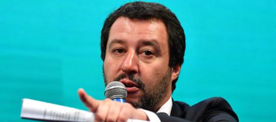 """Salvini, """"Sul censimento dei rom non mollo e vado dritto"""""""
