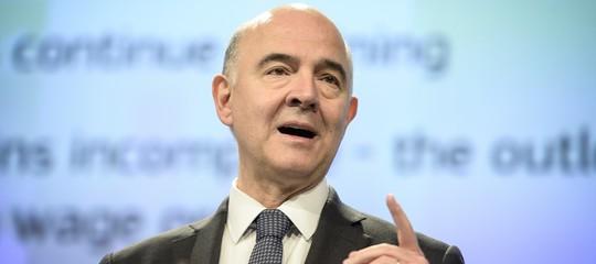 """Ue: Moscovici,""""Viviamo un periodo tragico della nostra storia"""""""