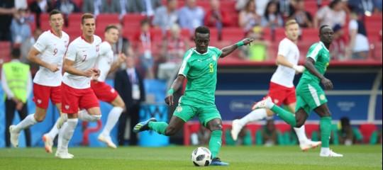 Mondiali: il Senegal batte la Polonia 2-1