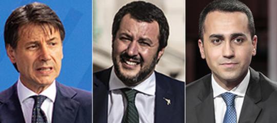 Migranti: vertice Conte-Salvini-Di Maio nel pomeriggio