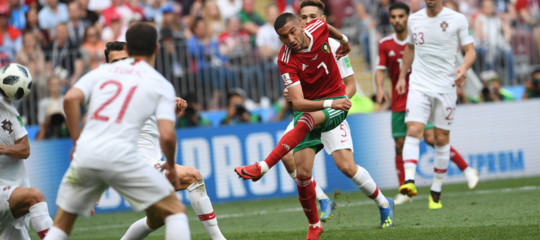 Mondiali: CR7 a segno, il Portogallo elimina il Marocco