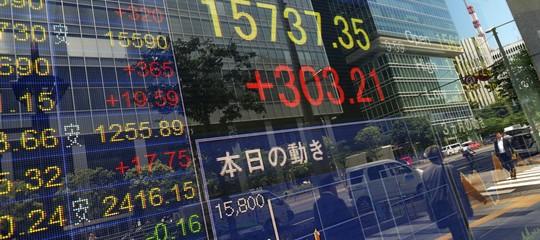 f4adad8a4d La Borsa di Tokyo chiude in rialzo, Nikkei a +0,61%